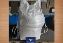 Cocaína Apreendida pela Receita Federal